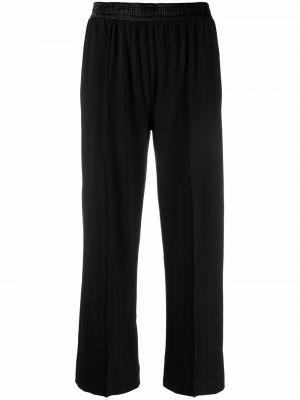 Укороченные брюки - черные Atm Anthony Thomas Melillo
