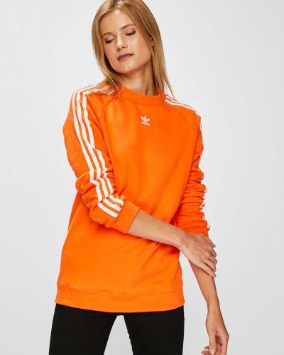 Кофта с капюшоном с вырезом Adidas Originals