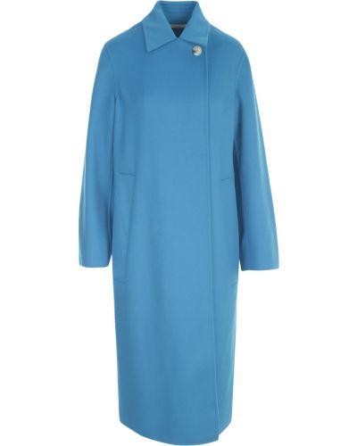 Niebieski płaszcz Liviana Conti