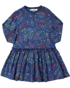Sukienka z rękawem Stella Mccartney Kids
