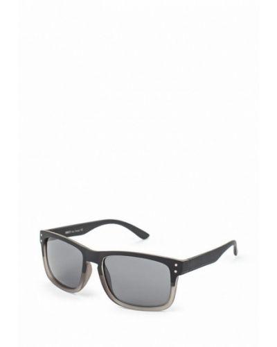 Серые солнцезащитные очки Fabretti
