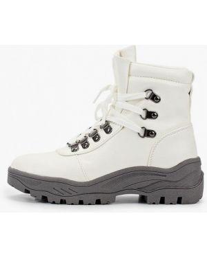 Ботинки белые Crosby