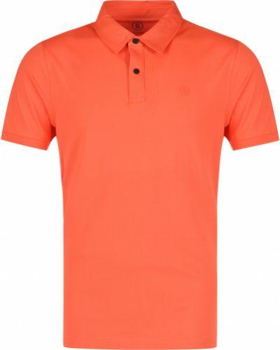 Поло оранжевый Bogner