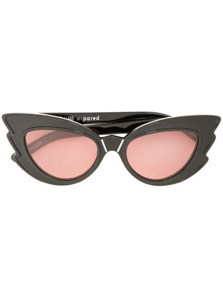 Муслиновые черные солнцезащитные очки Pared Eyewear