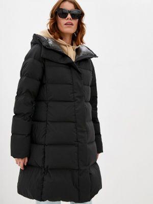 Черная куртка осенняя Hetrego