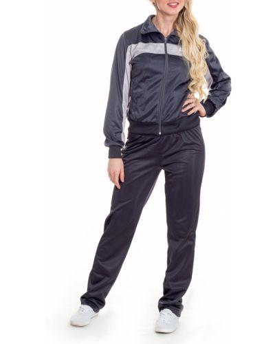 Спортивный костюм серый для отдыха Lacywear