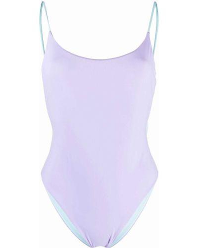 Фиолетовый купальник Mc2 Saint Barth
