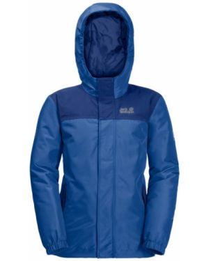 Утепленная куртка спортивная Jack Wolfskin
