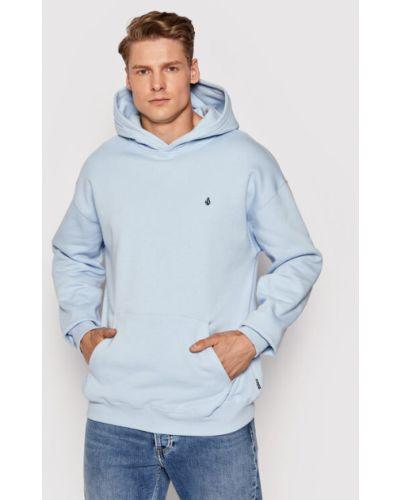 Niebieski dres Volcom