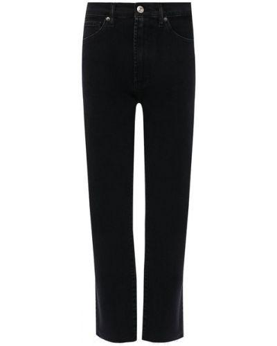 Хлопковые джинсы - серые 3x1