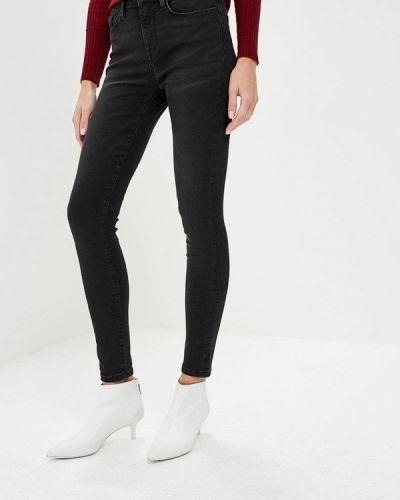 Черные джинсы-скинни Tommy Hilfiger