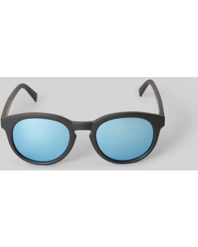 Okulary vintage - niebieskie Mountain Warehouse