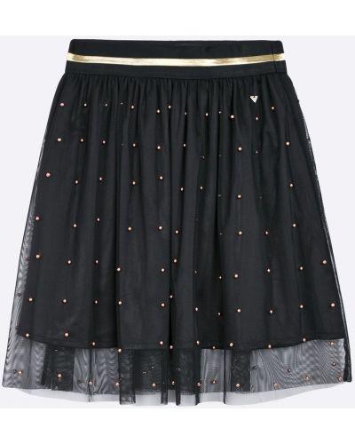 Джинсовая юбка черная декоративный Guess Jeans