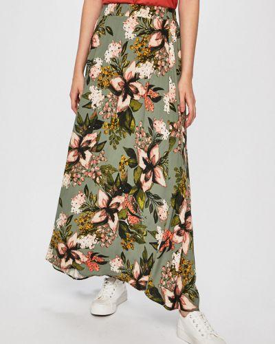 Расклешенная юбка макси на резинке Answear