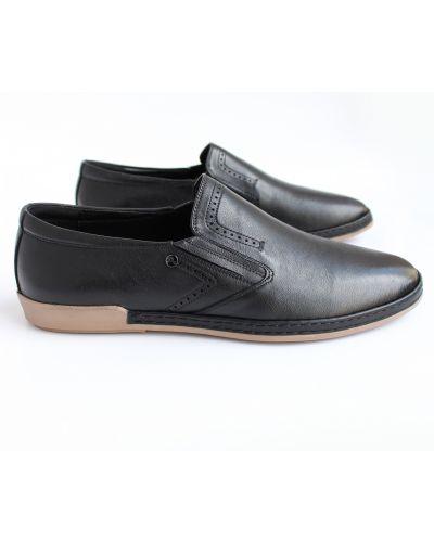 Кожаные туфли - черные Philip Smit