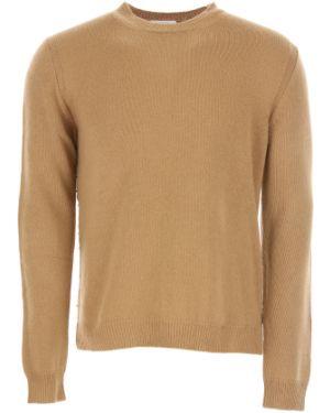 Z kaszmiru sweter z długimi rękawami Valentino