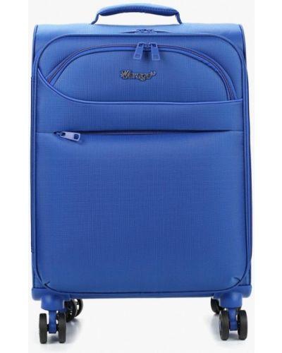 Синяя дорожная сумка Verage