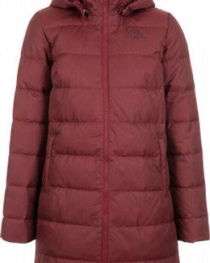 Зимняя куртка с капюшоном спортивная Kappa