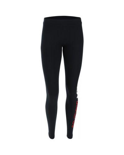 Зауженные спортивные брюки - черные Freddy