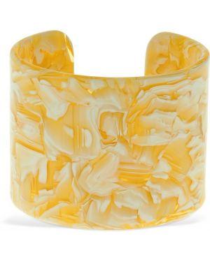 Żółta bransoletka Aym