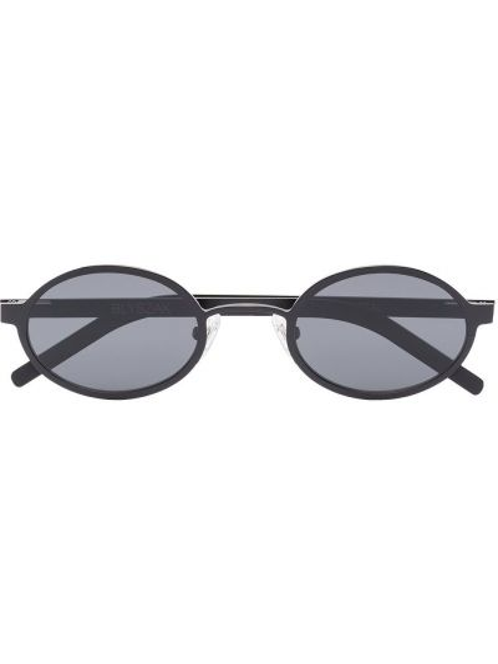 Черные солнцезащитные очки металлические Blyszak