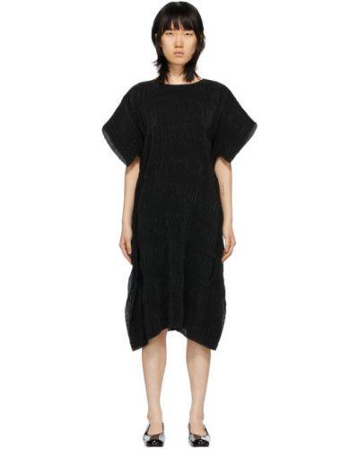Платье плиссированное со складками Henrik Vibskov