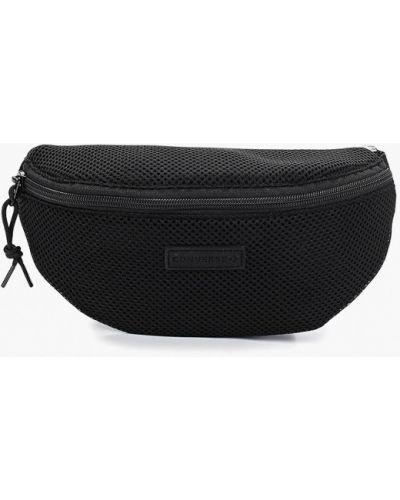 Поясная сумка черная Converse