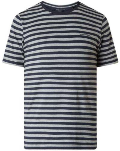 Piżama bawełniana - niebieska Marc O'polo