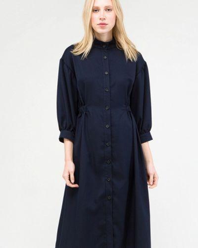 Платье платье-рубашка осеннее Mirrorstore