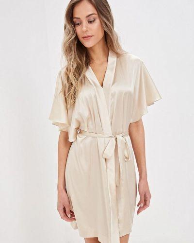 Домашний халат - бежевый La Dea Lingerie & Homewear
