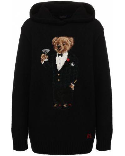 Свитер с капюшоном с медведем Polo Ralph Lauren