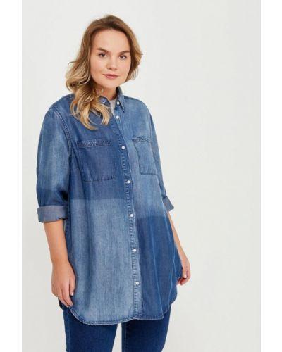 Рубашка джинсовая Zizzi