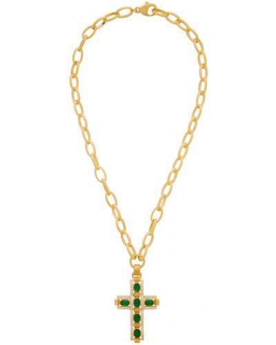 Naszyjnik ze złota złoto Gucci