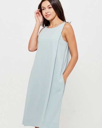 Платье весеннее зеленый Parole By Victoria Andreyanova