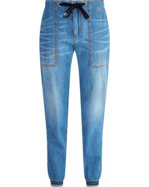 Спортивные брюки с накладными карманами с карманами Ermanno Scervino