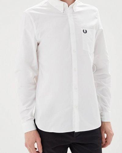 Белая рубашка Fred Perry