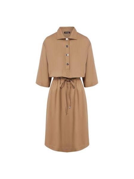 Платье мини миди с поясом Kiton