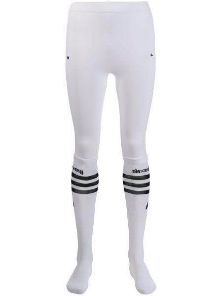 Нейлоновые носки - белые Adidas Originals By Alexander Wang