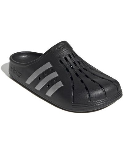 Черные сабо Adidas