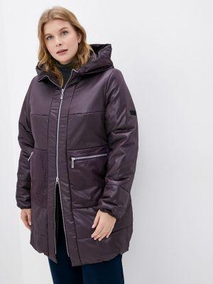 Утепленная куртка - фиолетовая Wiko