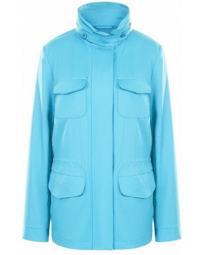 Куртка бирюзовый кашемировая Loro Piana