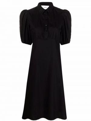 Платье мини короткое - черное Ba&sh