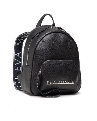 Czarna torba sportowa Eva Minge