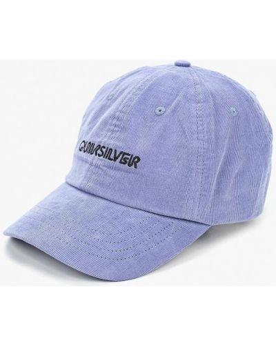 Бейсболка фиолетовый Quiksilver