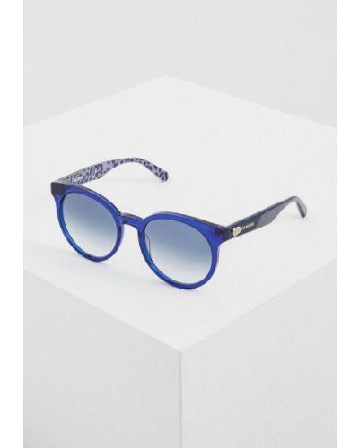 Солнцезащитные очки кошачий глаз Love Moschino