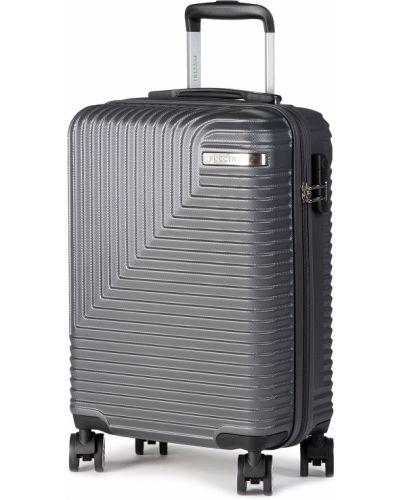 Szara walizka Puccini
