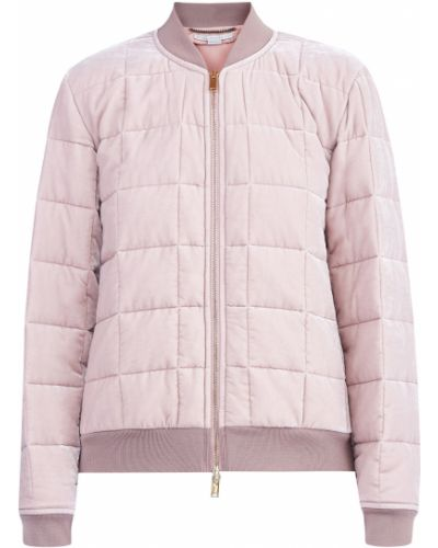 Утепленная куртка вельветовая бархатная Stella Mccartney