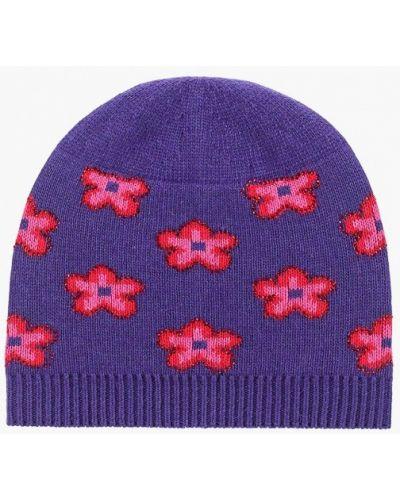 Фиолетовая шапка осенняя Katomi