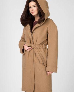 Пальто - бежевое Kano