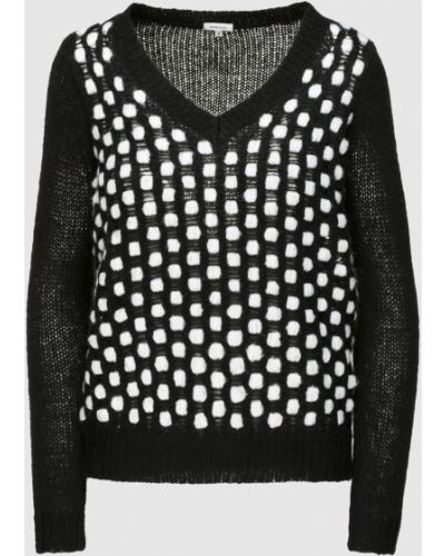 Черный свитер Manoush